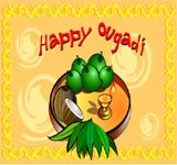 Happy Ougadi